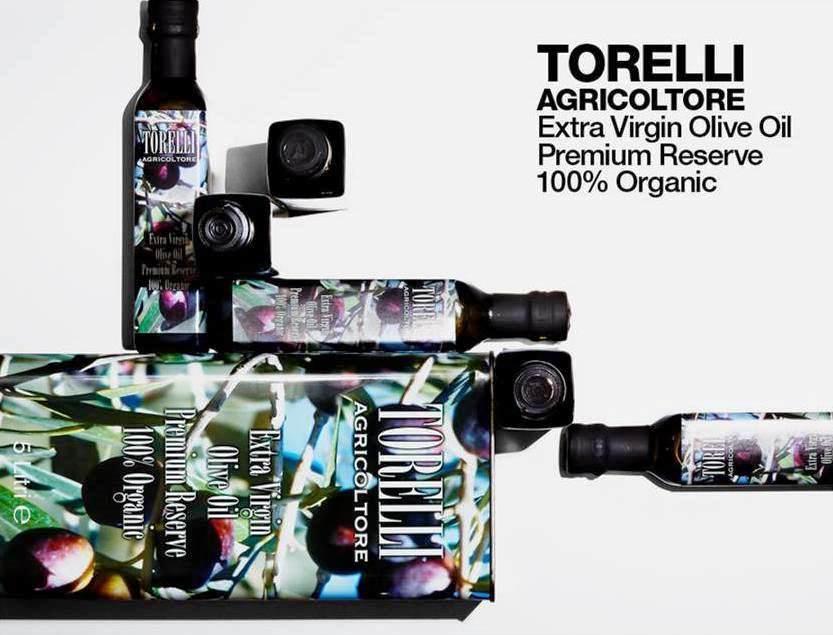 Torelli Extra Virgin Olive Oil Premium Reserve Organic Product Group 2